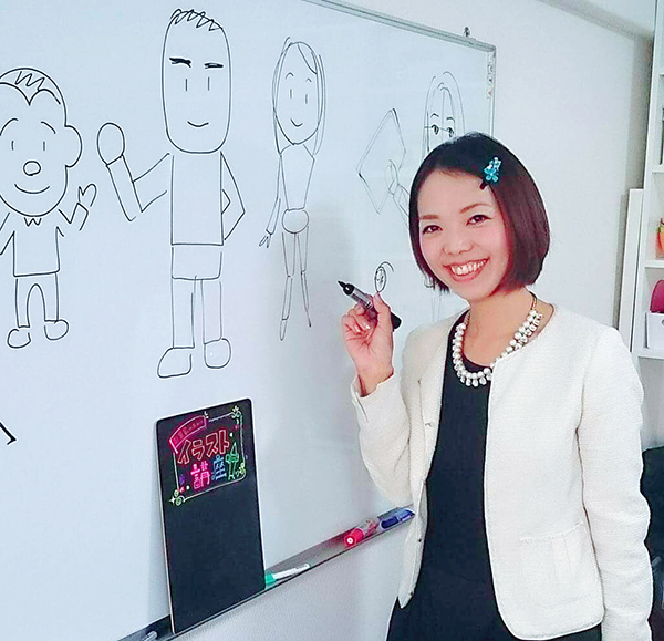 「2時間でマイキャラが作れました!」「まさか自分の顔が描けるとは!」
